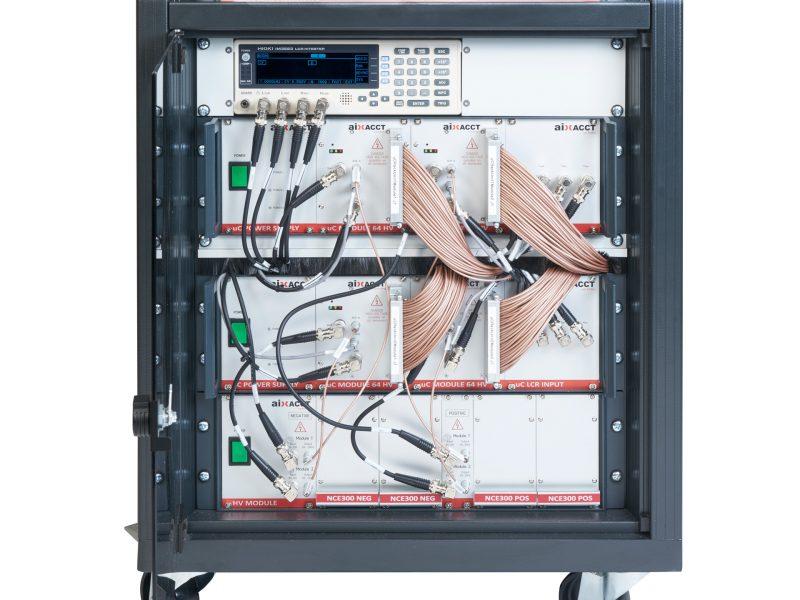 Elektronik des Polaron Polungs- und Burn-In Testsystems